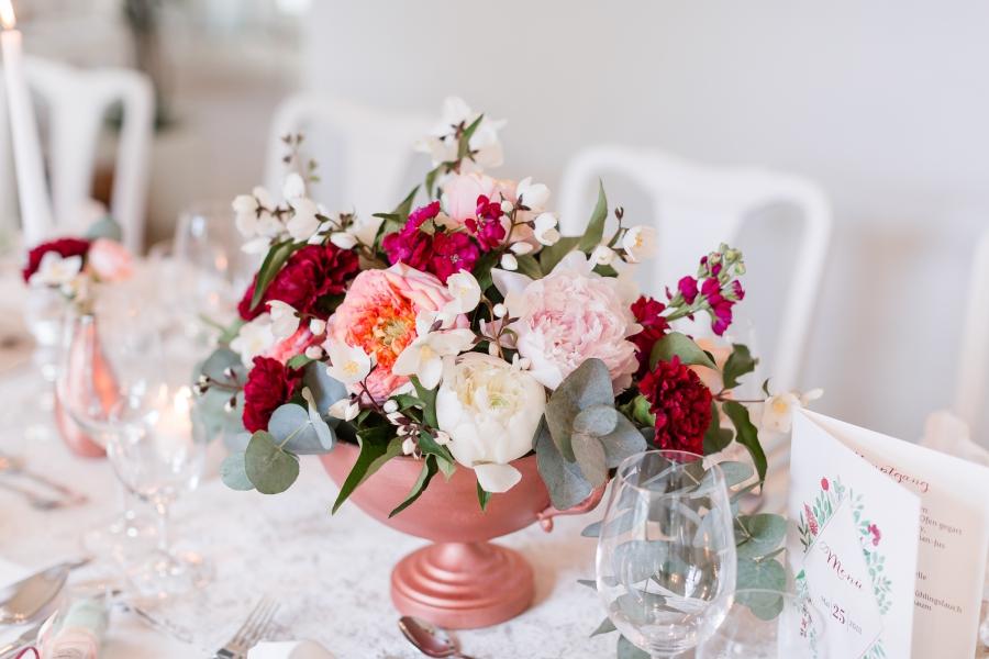 helle, klassische, Frühlings, Hochzeit, Gohliser Schlösschen